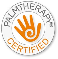 Logo Palmtherapy certified