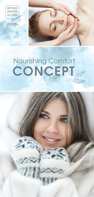 Promo Nourishing Comfort Concept