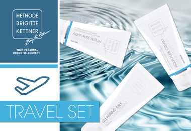 AQUA PURE Travel Set