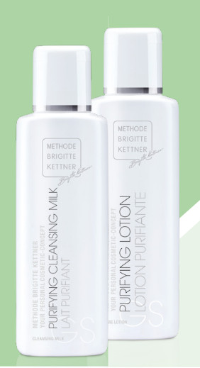 CleansingDuo purifying