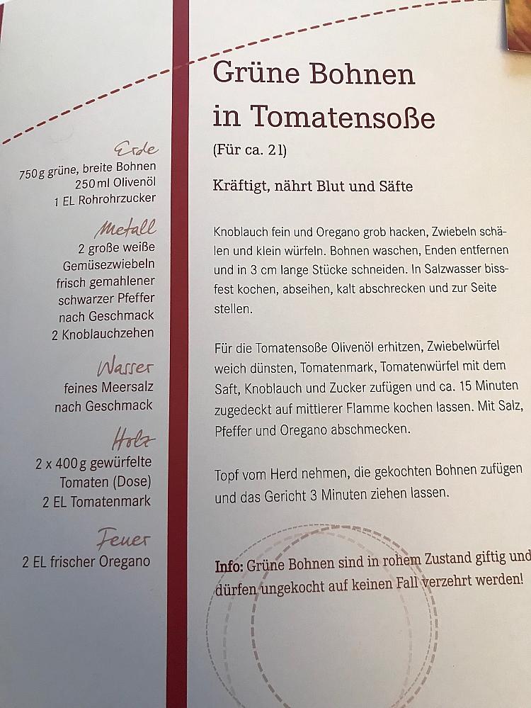 Buch innen Bohnen in Tomatensauce 2