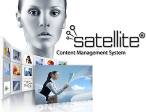 °satellite Content Management System