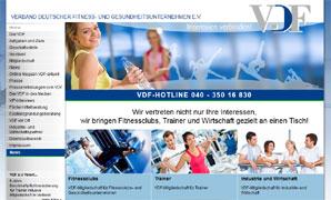 Verband Deutscher Fitness- und Gesundheitsunternehmen e.V