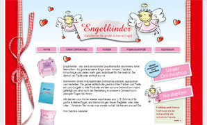 Engelkinder Online-Geschenkeshop