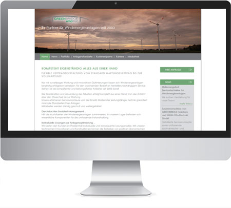 GREENBRIDGE Windtec GmbH