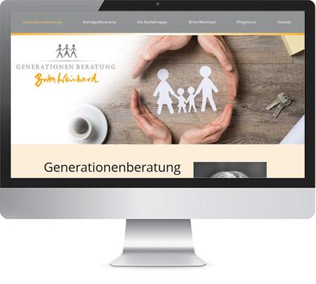 Generationen Beratung Britta Weinhard