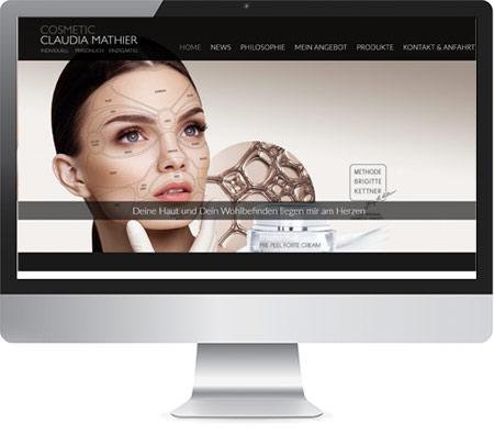 www.cosmetic-claudiamathier.ch