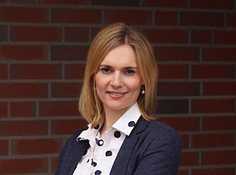 Julia Deutschmann Büroleitung