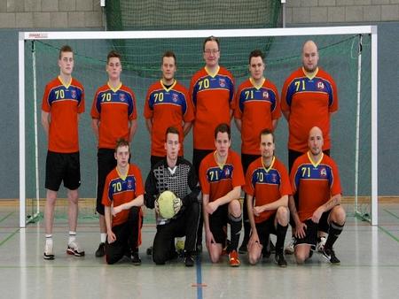 17.01.2015 - Zweiter Platz beim Blaulichtcup in Tornesch