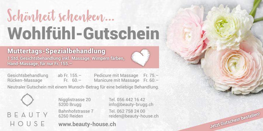 Am 13. Mai ist Muttertag - Beauty House - Ihr Kosmetikinstitut in ...