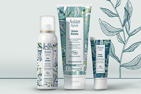 Neu: Asian Spirit