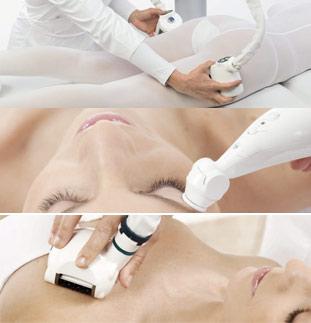 Multi-Technologie für Body-Shaping und Hautverjüngung