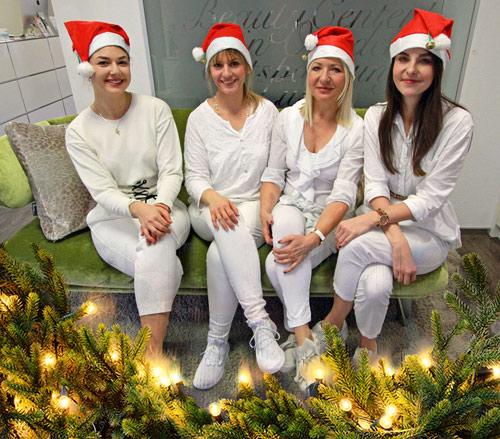 Weihnachten Team