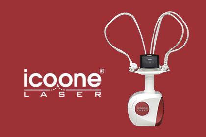 Der neue iCoone Laser