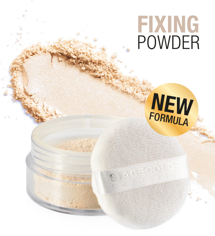 Fixing Powder Natural