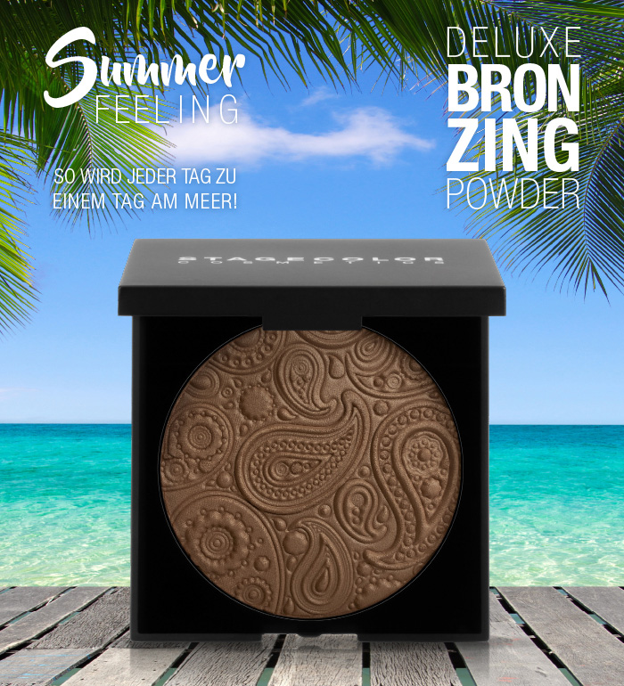 Deluxe Bronzing Powder Summer Edition - Startseite