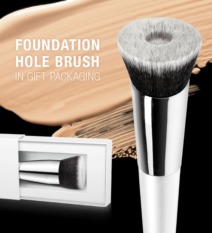 Foundation Hole Brush - Startseite - NEUE VERSION