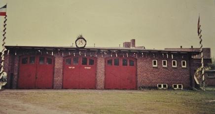 Gerätehaus 1951