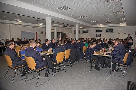 31.01.2014 - Jahreshauptversammlung der Jugendfeuerwehr