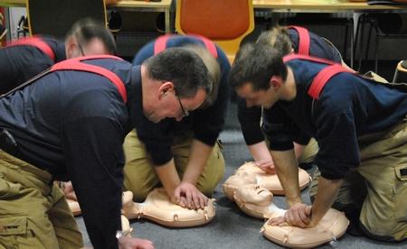 Erste-Hilfe Ausbildung 2014