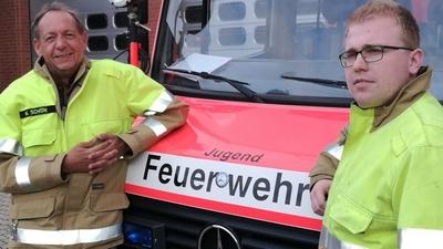 30.08.2018 - Quickborner Feuerwehr sucht Sponsoren für Pfingstzeltlager