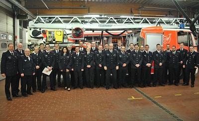 01.02.2019: Jahreshauptversammlung der Feuerwehr Quickborn