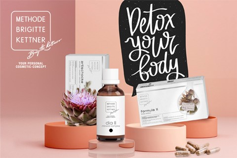 DETOX YOUR BODY! Be beautiful inside and out!