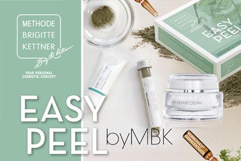 EasyPeel by MBK - die sanfte Schälkur von Methode Brigitte Kettner.