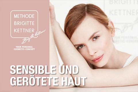 Mit den besten Wirkstoffen gegen sensible und gerötete Haut