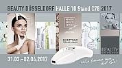 Besuchen Sie uns auf der Beauty in Düsseldorf 2017