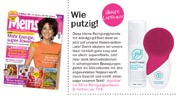"VisoVibe in den Beauty-News des Frauenmagazins ""Meins"""