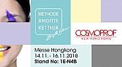 Messe COSMOPROF ASIA HONG KONG 2018