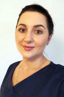 Hanna Zaryshniuk