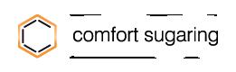 comfort sugaring® Logo